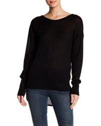 Fine by Superfine - 'street' Knit Sweater - Lyst
