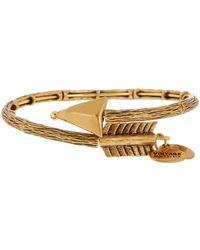 ALEX AND ANI - Lovestruck Arrow Wrap Bracelet - Lyst