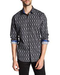 Robert Graham - Shoreview Woven Regular Fit Shirt - Lyst