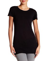 Go Couture - Short Sleeve Tee - Lyst