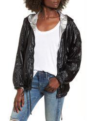 Blank NYC - Reversible Jacket - Lyst