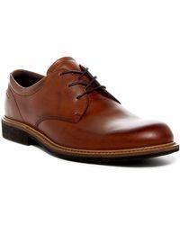 Ecco - Findlay Plain Toe Derby - Lyst