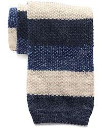Thomas Pink - Gentleman Stripe Knit Tie - Lyst