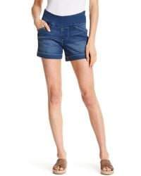 Jag Jeans - Cora Pull-on Shorts - Lyst