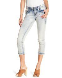 Rock Revival - Capri Jeans - Lyst