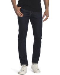 7 For All Mankind - Paxtyn Luxe Skinny Jeans - Lyst