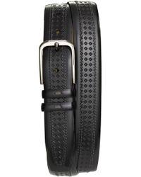 Mezlan - 'diver' Leather Belt - Lyst