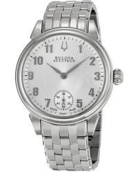Bulova - Men's Gemini Watch, 42mm - Lyst