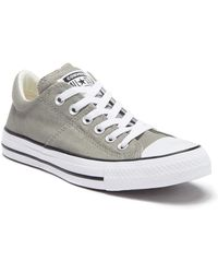 8f2572947297 Lyst - Converse Chuck Taylor All Star Metallic Covered Oxford ...