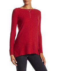 Philosophy Cashmere - Cashmere Zip Tunic - Lyst