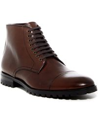 Gordon Rush - Alexander Leather Chukka Boot - Lyst