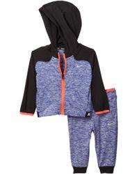 Nike - Fz Hoodie & Harem Pants Set (baby Boys) - Lyst