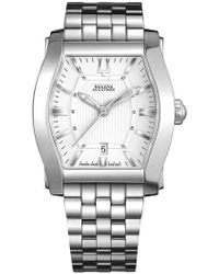 Bulova - Men's Stratford Quartz Watch, 21mm - Lyst