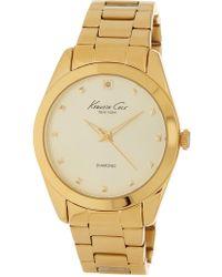 Kenneth Cole - Women's Rock Out Bracelet Watch, 39mm - Lyst