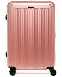 "Anne Klein - Dubai 24"" Hardside Spinner Luggage - Lyst"