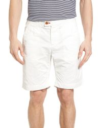 Psycho Bunny - Embroidered Shorts - Lyst
