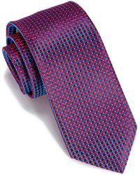 Perry Ellis - Helton Mini Check Tie - Lyst