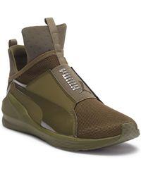 100fa9f83589 Lyst - Puma Fierce Core Sneakers in Black for Men