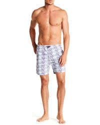 Benson - Print Swim Shorts - Lyst