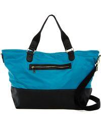 Madden Girl - Cori Nylon Weekend Bag - Lyst