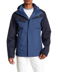 The North Face - Beswell Triclimate Jacket - Lyst
