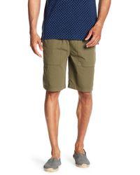 Tailor Vintage - James Surplus Pocket Pull-on Shorts - Lyst