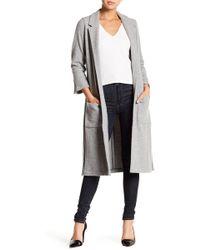 360cashmere - Adeline Wool Blend Coat - Lyst