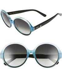 MCM - 58mm Round Sunglasses - Lyst