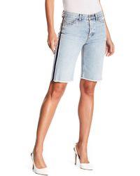 Siwy - Memphis Side Stripe Shorts - Lyst