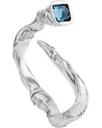 Uno De 50 - Silver Quadrilateral Bracelet - Lyst
