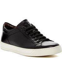 Bruno Magli - Westy Leather Sneaker - Lyst