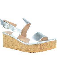 In Touch Footwear - Moana Wedge Platform Sandal - Lyst