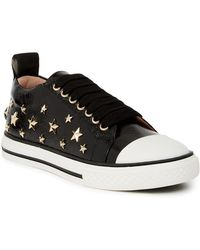 RED Valentino - Star Studded Sneaker - Lyst