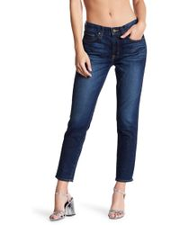 Big Star - Billie Cropped Jeans - Lyst