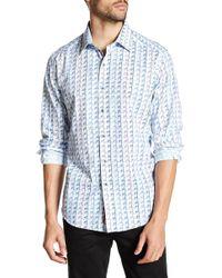 Robert Graham - Cargo Woven Classic Fit Shirt - Lyst