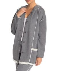Pj Salvage - Faux Shearling Jacket - Lyst