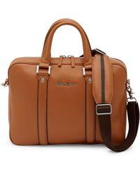 Robert Graham | Durkeetown Leather Briefcase | Lyst