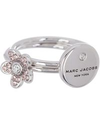 Marc By Marc Jacobs - Mj Coin Charm Ring - Lyst