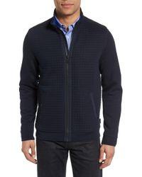 Ted Baker - Whooty Full Zip Fleece Jacket - Lyst