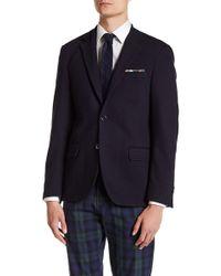 Spurr By Simon Spurr - Logan Square Textured Slim Fit Sport Coat - Lyst