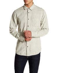 Jeremiah - Odell Reversible Plaid Print Shirt - Lyst