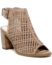 Vince Camuto - Triana Cutout Sandal - Lyst