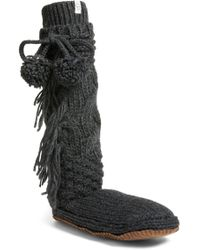 UGG - Cosy Slipper Socks - Lyst