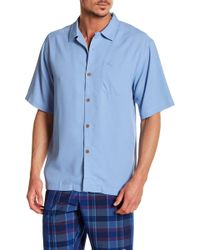 Tommy Bahama - Royal Bermuda Short Sleeve Original Fit Shirt - Lyst