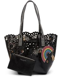 Marc Jacobs - Laser Cut Embellished Tote Bag - Lyst