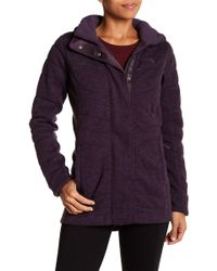 The North Face - Indi Insulated Hoodie Jacket - Lyst
