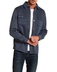 Tommy Bahama - Fireside Cpo Shirt Jacket - Lyst