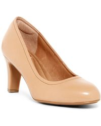 Söfft - Turin Leather Pump - Wide Width Available - Lyst