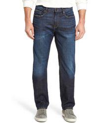 FRAME - L'homme Slim Straight Leg Jeans (alamo) - Lyst