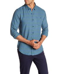 Ezekiel - Black Rock Woven Regular Fit Shirt - Lyst